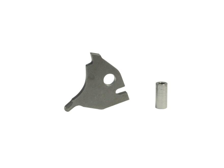 Power Custom S&W Hammer Nose Rivet-Style K Frame Case Hardened Steel