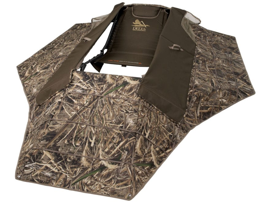 Delta Waterfowl Zero Gravity Layout Blind