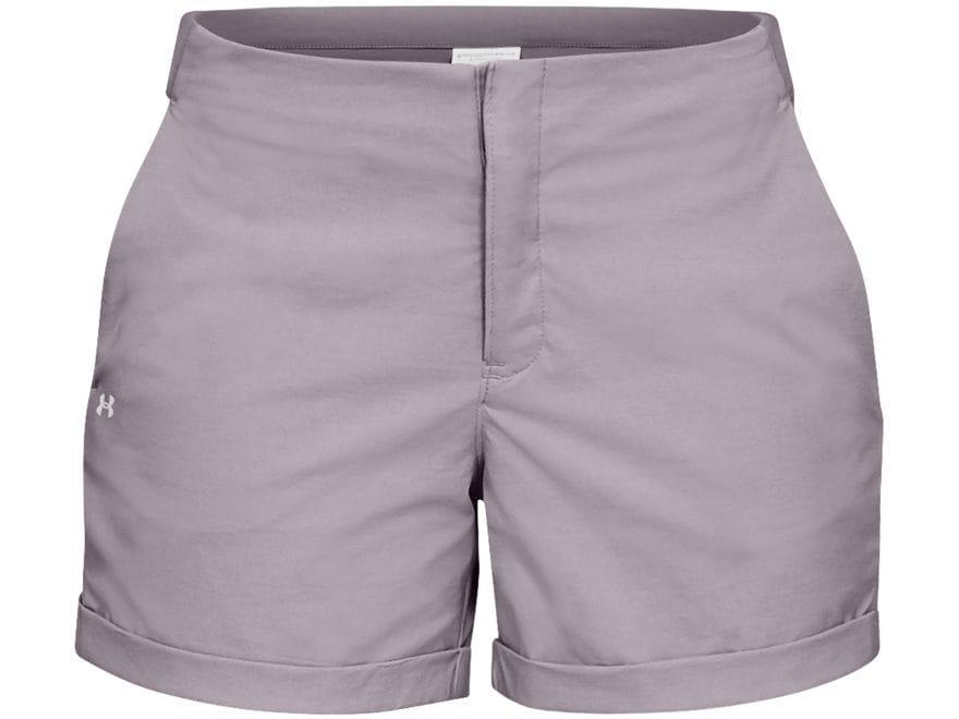 "Under Armour Women's Tide Chaser 4"" Shorts Nylon"