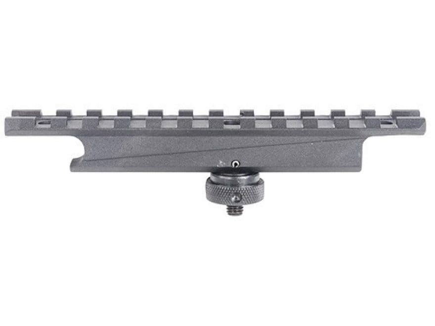 Barska U.S. Armed Forces 1-Piece Weaver-Style Carry Handle Mount Aluminum Matte