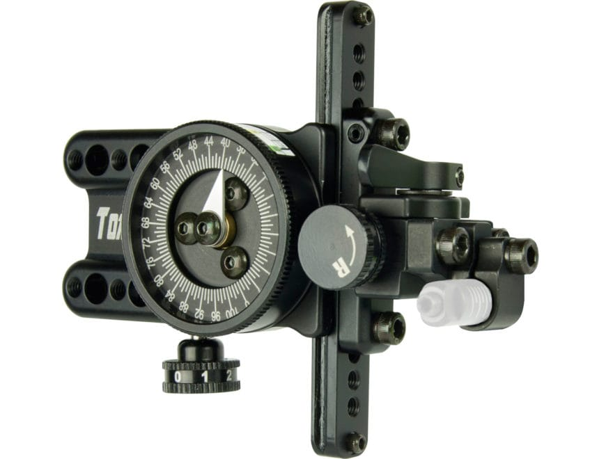 Spot-Hogg Tommy Hogg Bow Sight Base with Scope Adapter