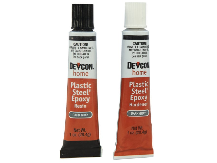 Devcon Plastic Steel Glass Bedding Compound Putty 1 Mpn 02352086360