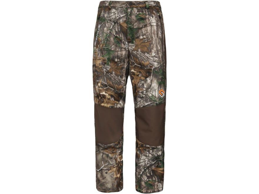 Scent-Lok Men's Helix Pants Polyester Realtree Xtra