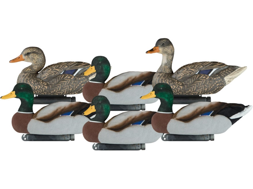 Dakota Decoy X-Treme Fully Flocked Floater Mallard Duck Decoy
