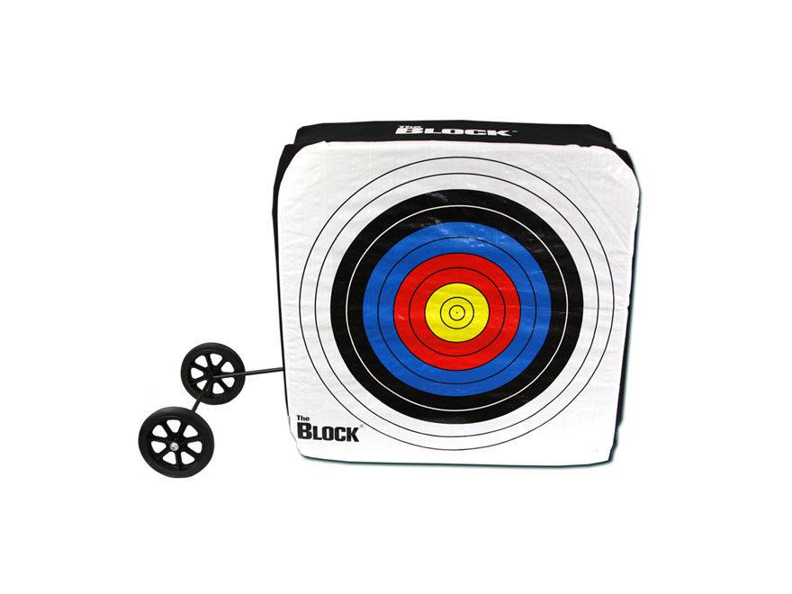 Block Targets Bullseye Layered Archery Target