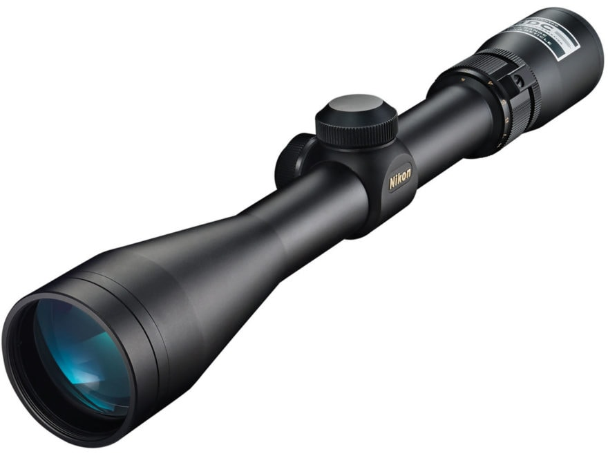 Nikon Buckmasters II Rifle Scope 3-9x 50mm BDC Reticle Matte