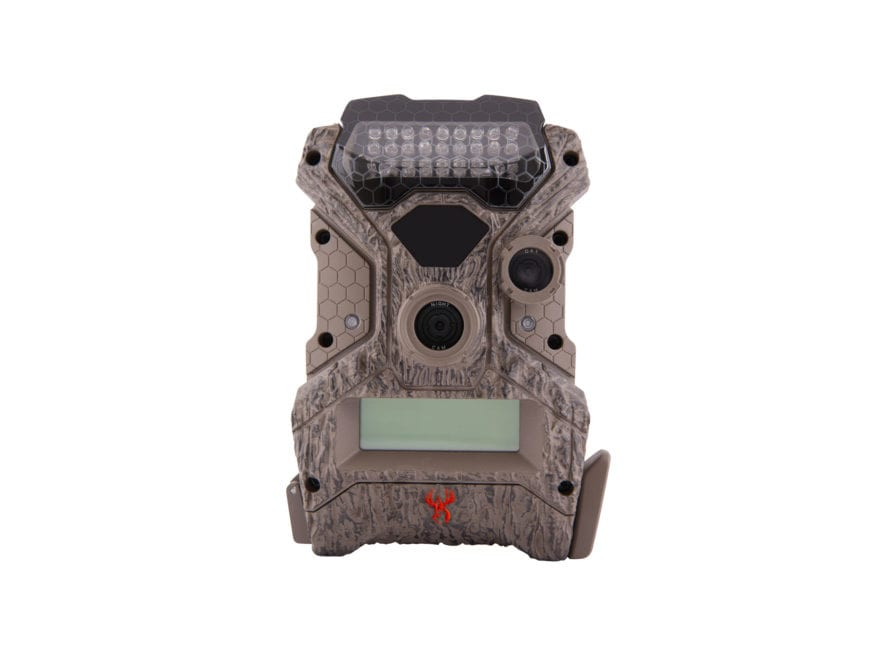 Wildgame Innovations Rival 18 Infrared Game Camera 18 Megapixel TruBark HD Camo