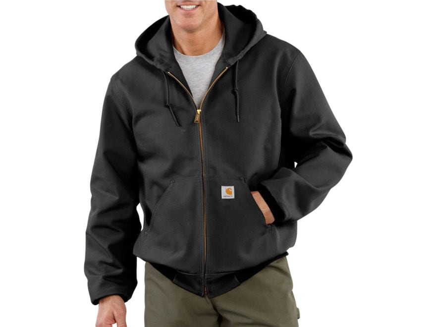 Carhartt Men's Thermal-Lined Duck Active Jacket Cotton