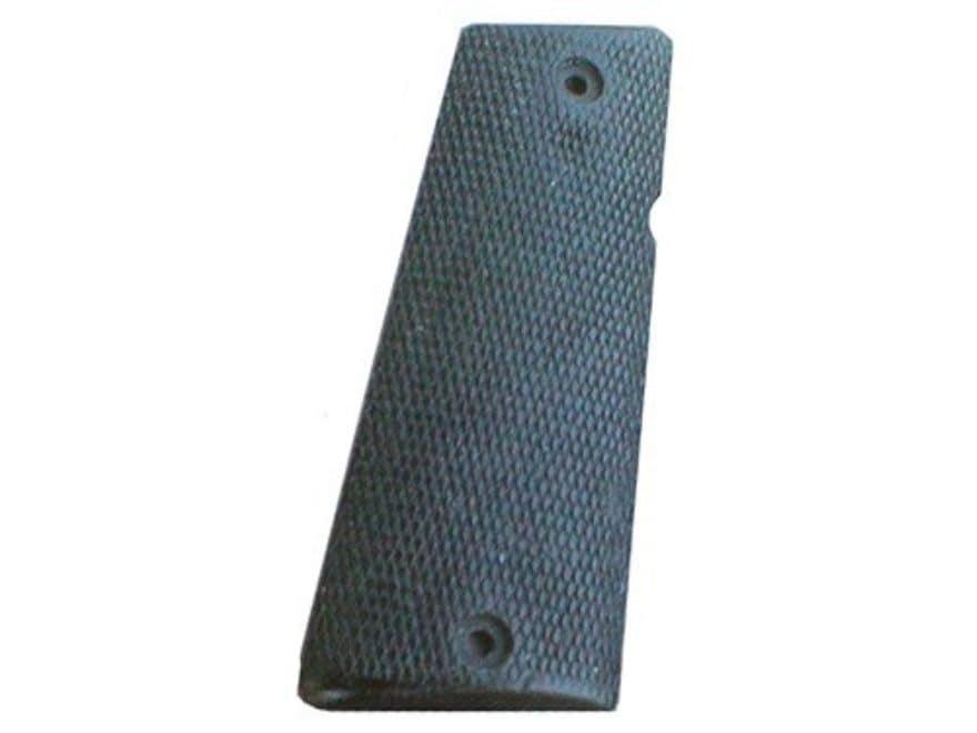 Vintage Gun Grips Star Super B 9mm Caliber Polymer Black