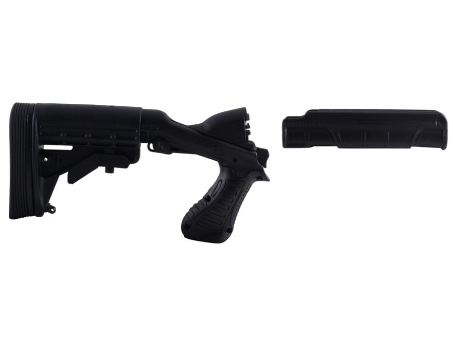 BLACKHAWK Knoxx SpecOps Gen 2 Adjustable Length Of Pull Recoil Reducing Stock With For