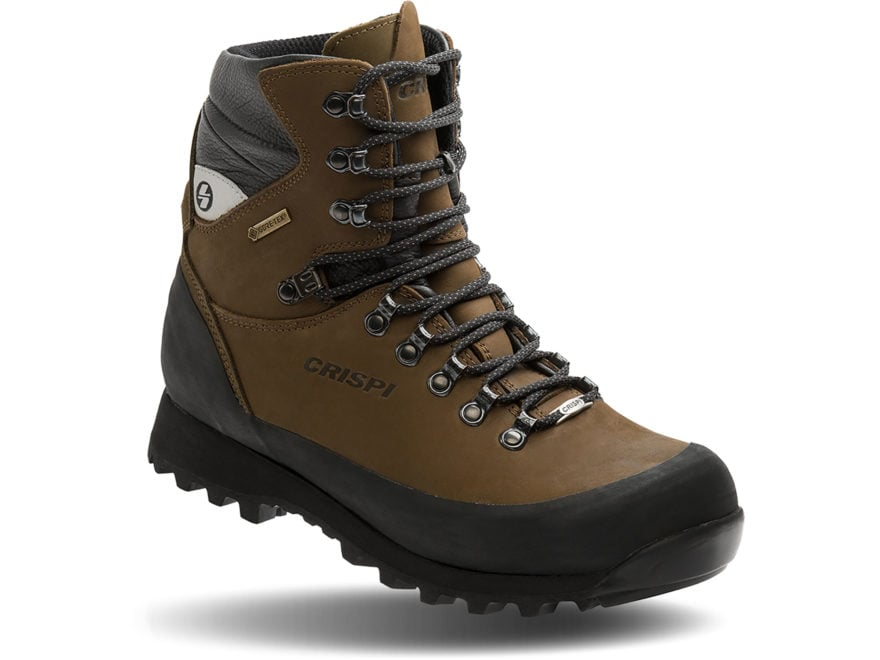 "Crispi Gran Paradiso GTX 8"" Waterproof GORE-TEX 400 Gram Insulated Hunting Boots Leathe..."