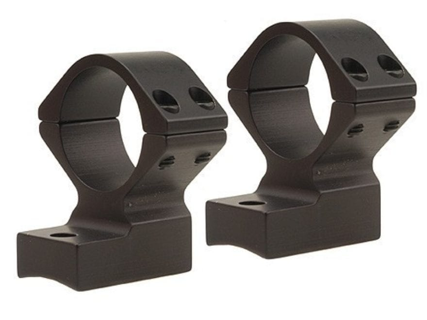 Talley Lightweight 2-Piece Scope Mounts with Integral Rings Winchester 70 Post-64 Matte