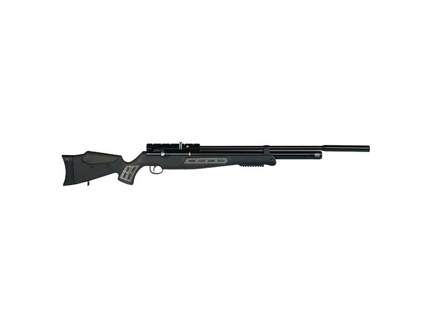 Hatsan BT65SB Quiet Energy Pre-Charged Pneumatic Bolt Action Air Rifle Pellet Black Thu...