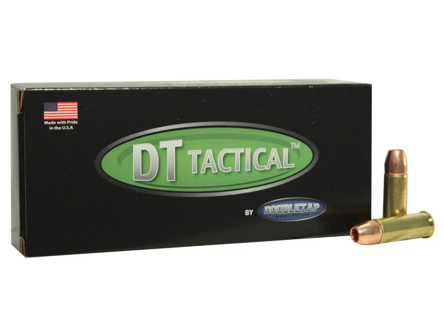 DoubleTap Ammunition 44 Special 200 Grain Barnes XPB Hollow Point Lead-Free Box of 20