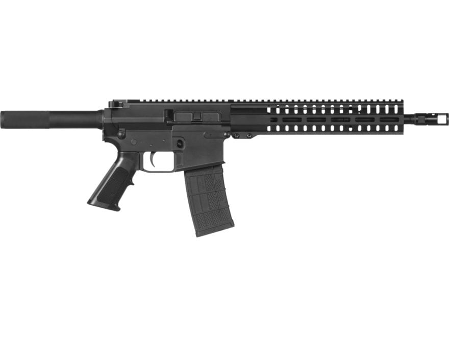 "CMMG Banshee 100 MKW-15 Pistol 12.5"" Barrel 10-Round Black"