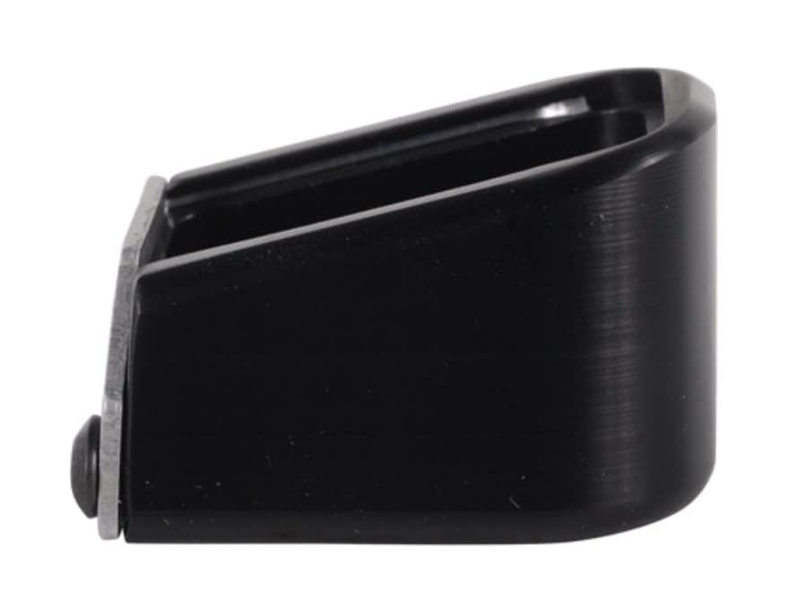 Taylor Freelance Extended Magazine Base Pad Springfield XDM +4 9mm Luger, +3 40 S&W Alu...