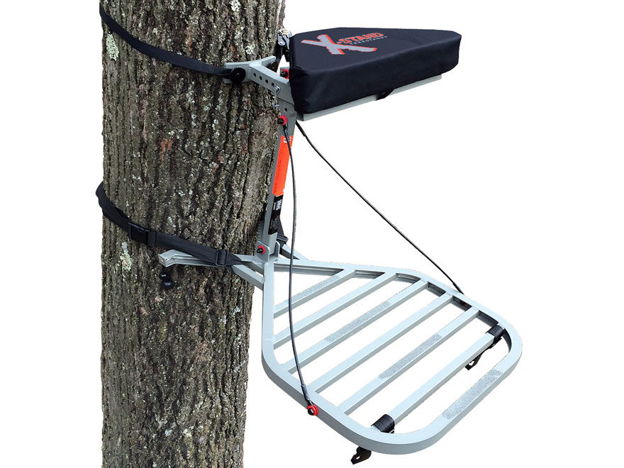X-Stand The Xpedition Hang On Treestand Aluminum