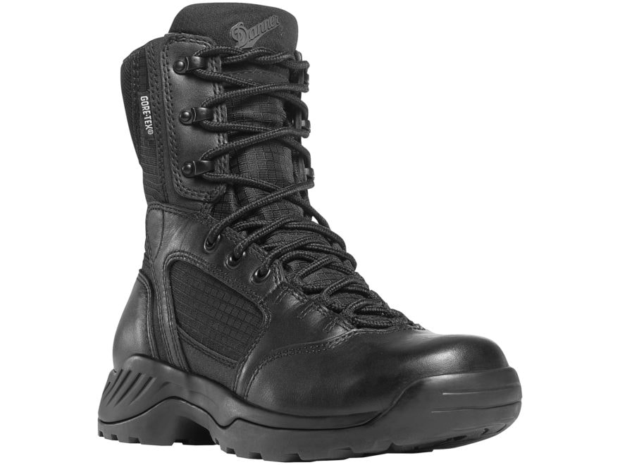 "Danner Kinetic 8"" Waterproof GORE-TEX Tactical Boots Leather Men's"