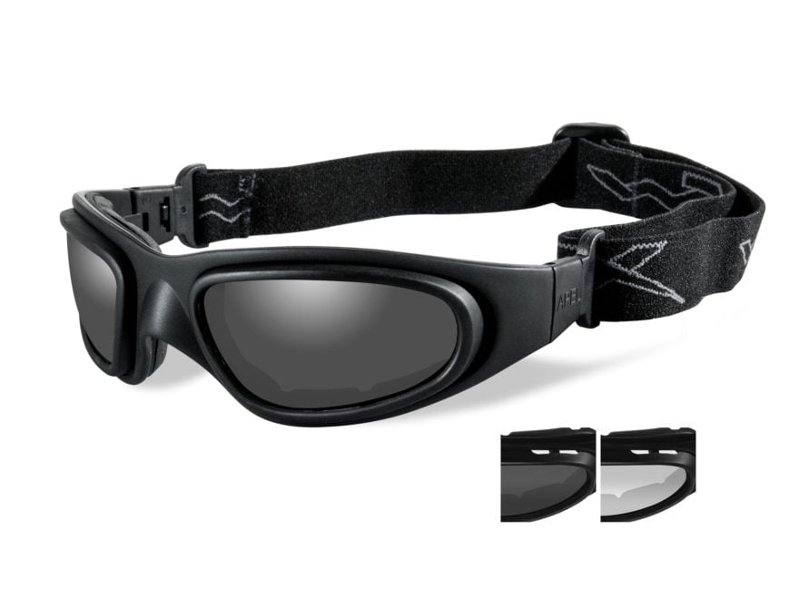 45b20c05a42 Wiley X SG-1 Tactical Goggles Controlled Ventilation Clear - MPN  70