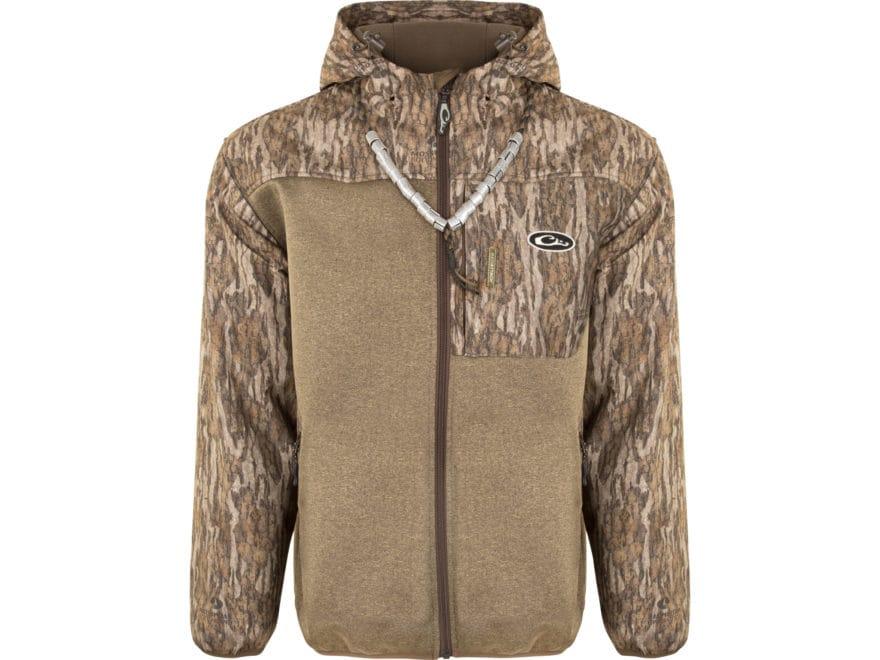 Drake Men's Endurance Hybrid Full-Zip Hooded Liner Jacket Polyester