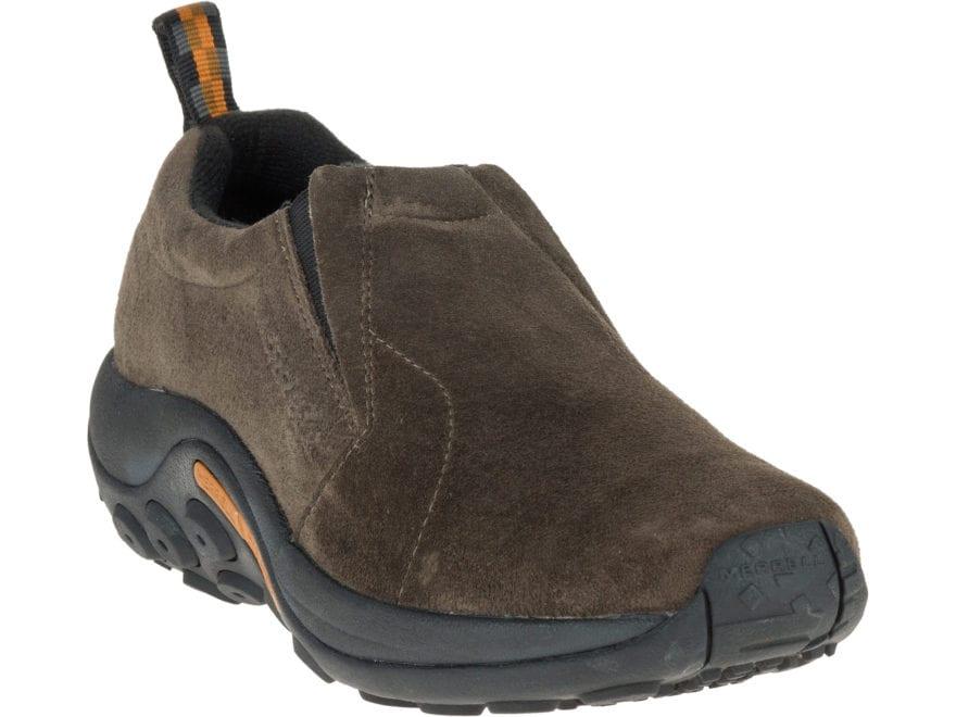 "Merrell Jungle Moc 4"" Hiking Shoes Leather Men's"