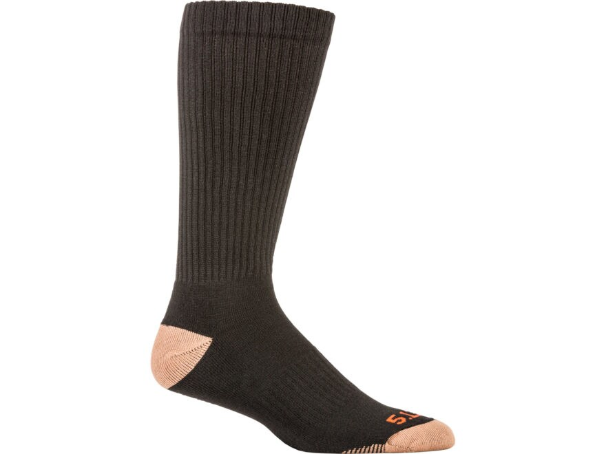5.11 Cupron Over-the-Calf Socks 3 Pairs