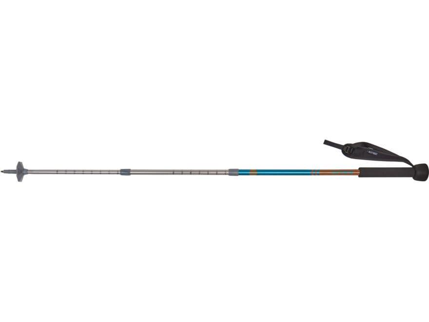 Kelty Snapshot Trekking Pole Single Aluminum Gray/Red