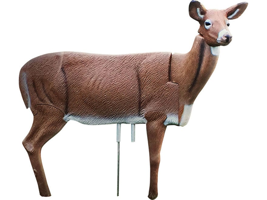 Rinehart Doloma Doe Deer Decoy