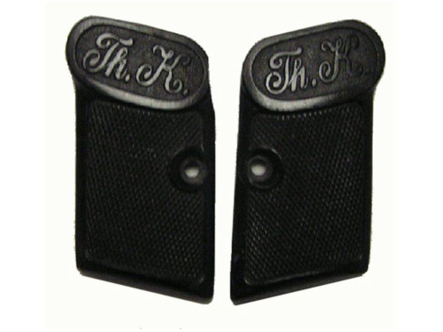 Vintage Gun Grips Kommer 3 25 ACP Polymer Black