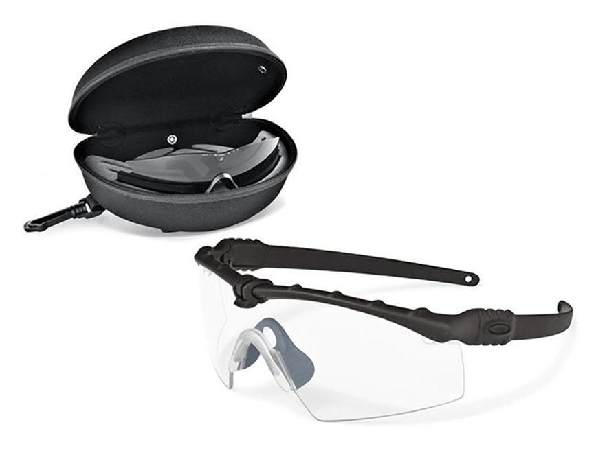 92ef7b247d Oakley SI Ballistic M-Frame 3.0 Shooting Glasses Matte Black