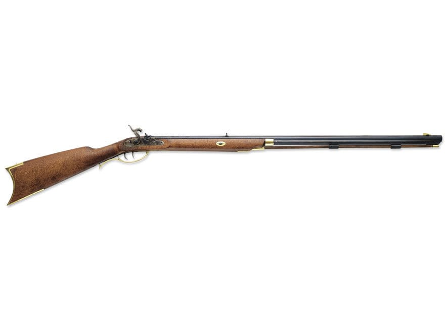 "Traditions Crockett Muzzleloading Rifle 32 Caliber Percussion 32"" Blued Barrel Select H..."