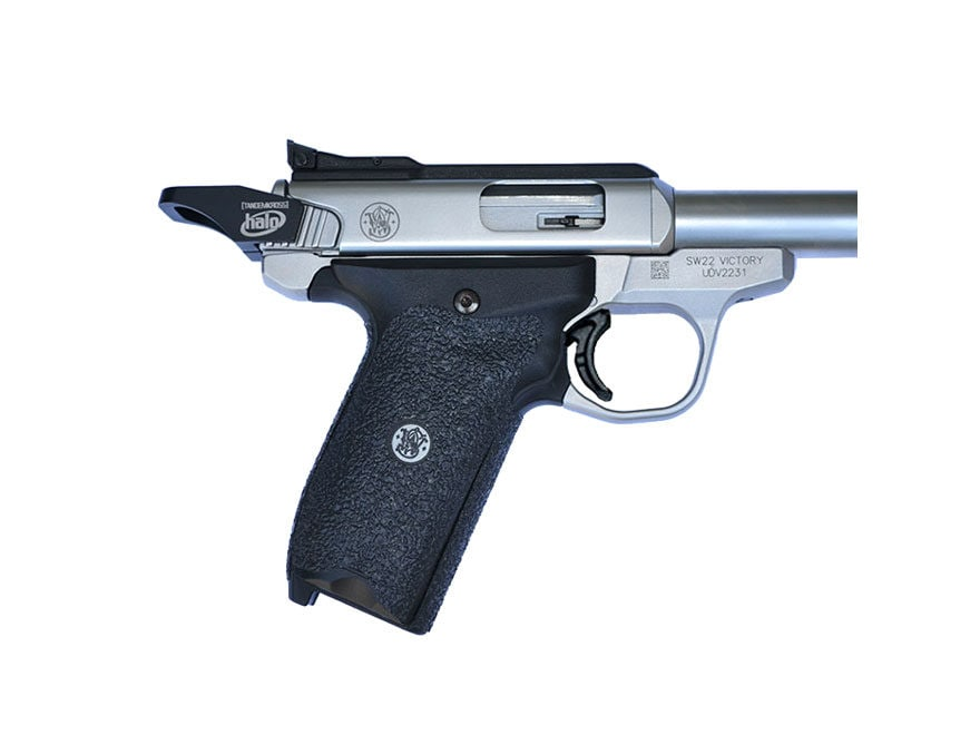 TandemKross Super Grips S&W SW22 Victory Rubber Black