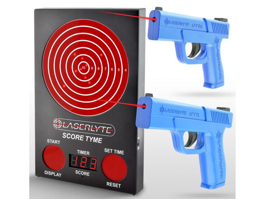 LaserLyte Trainer Target Score Tyme Kit