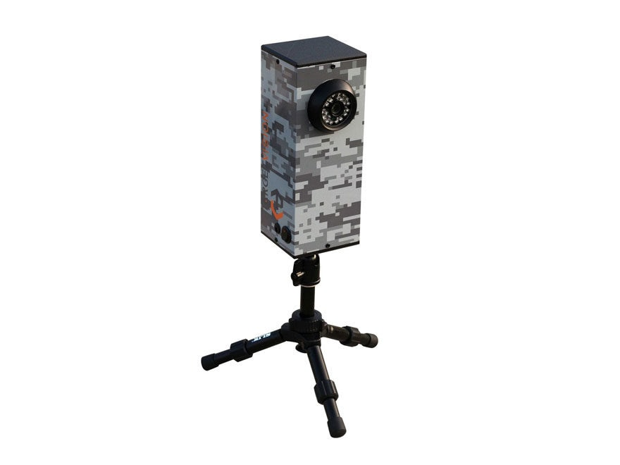 TARGETVISION Marksman 300 Yard Target Camera System with Bullet Proof Warranty