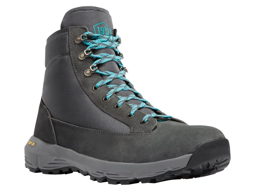 "Danner Explorer 650 6"" Waterproof Hiking Boots Suede/Nylon Women's"