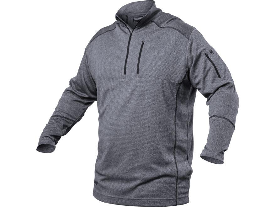BLACKHAWK! Men's Convoy 1/4 Zip Shirt Long Sleeve Polyester