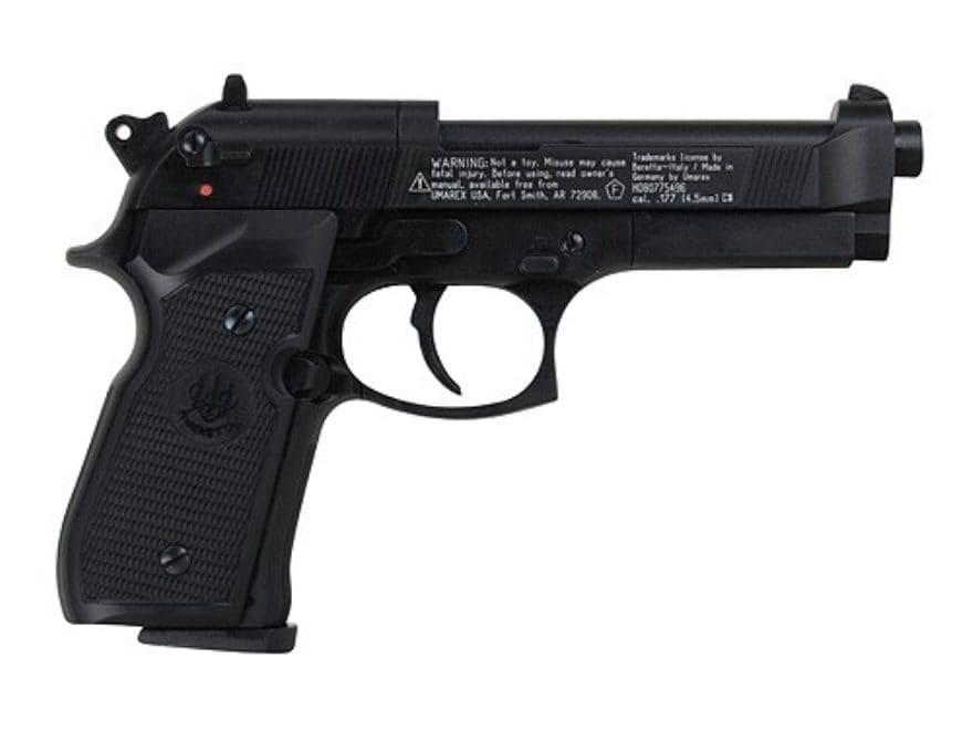 Beretta M92FS Air Pistol 177 Caliber Pellet Black