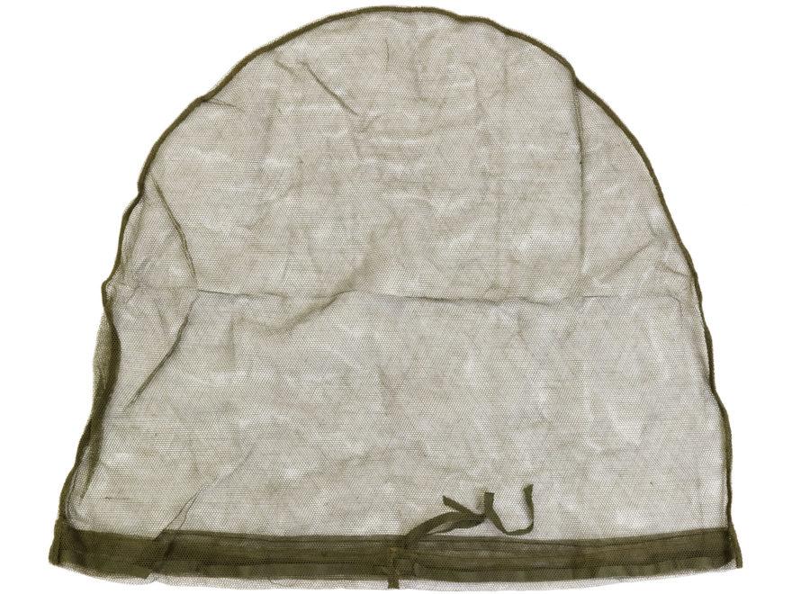 Military Surplus German Mosquito Head Net