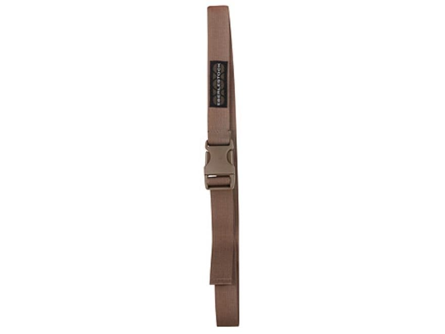 """Eberlestock Quick Release Acessory Straps 1"""" x 36"""" Dry Earth Pack of 2"""