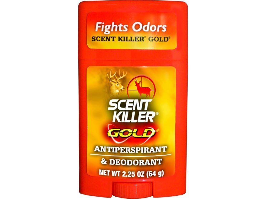 Wildlife Research Center Scent Killer Gold Scent Elimination Anti-Perspirant Deodorant ...