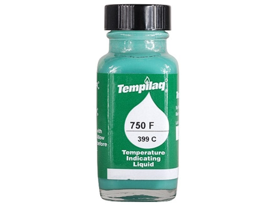 Tempilaq Temperature Indicator 2 oz