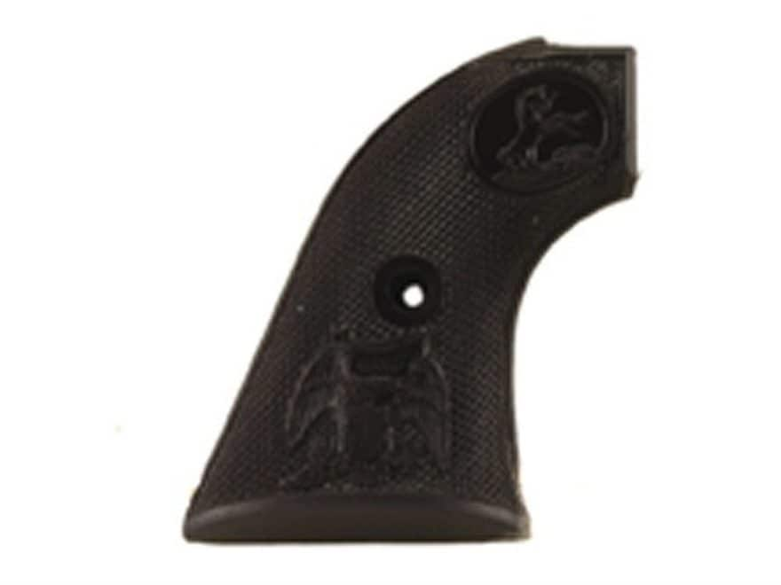 Vintage Gun Grips Colt Single Action Scout with Eagle Polymer Black