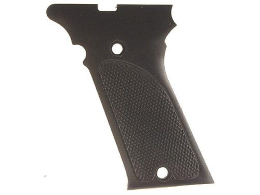 Vintage Gun Grips Auto Mag Polymer Black