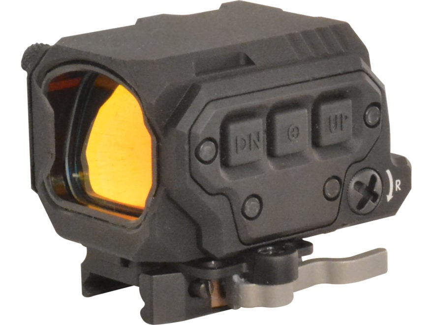 Steiner R1X Reflex Red Dot Sight 1x Selectable Reticle Matte