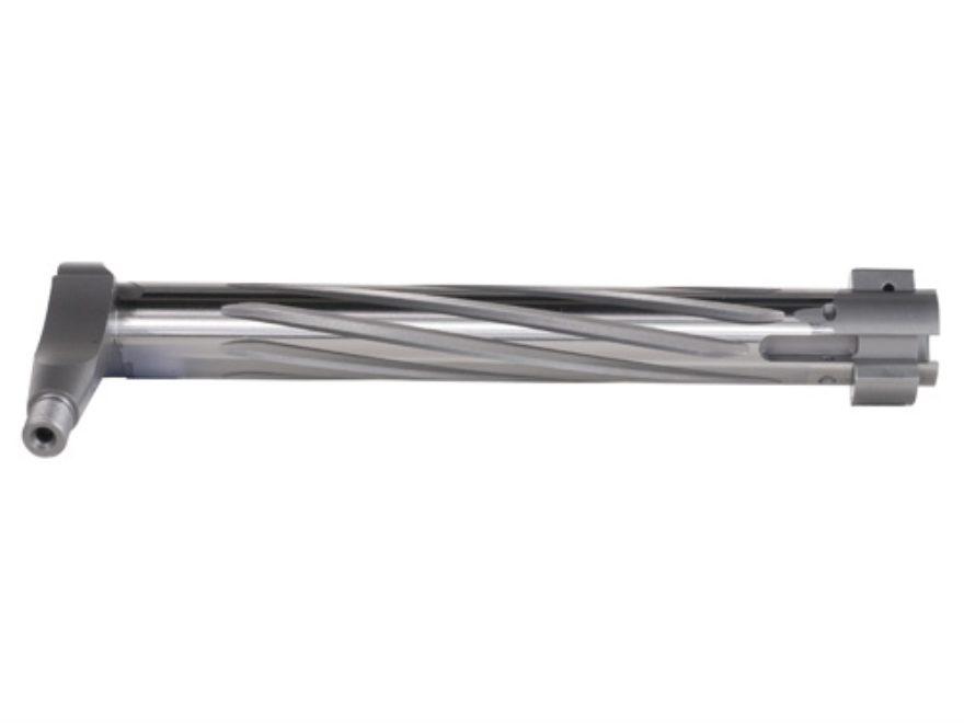PTG One-Piece Fluted Bolt With Handle Remington 700 Long Action Magnum Bolt Face Chrome...