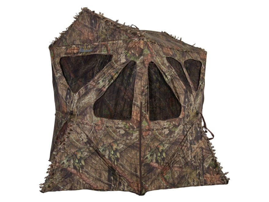 "Ameristep Distorter K.O. Ground Blind 104"" x 84"" x 70"" Polyester"