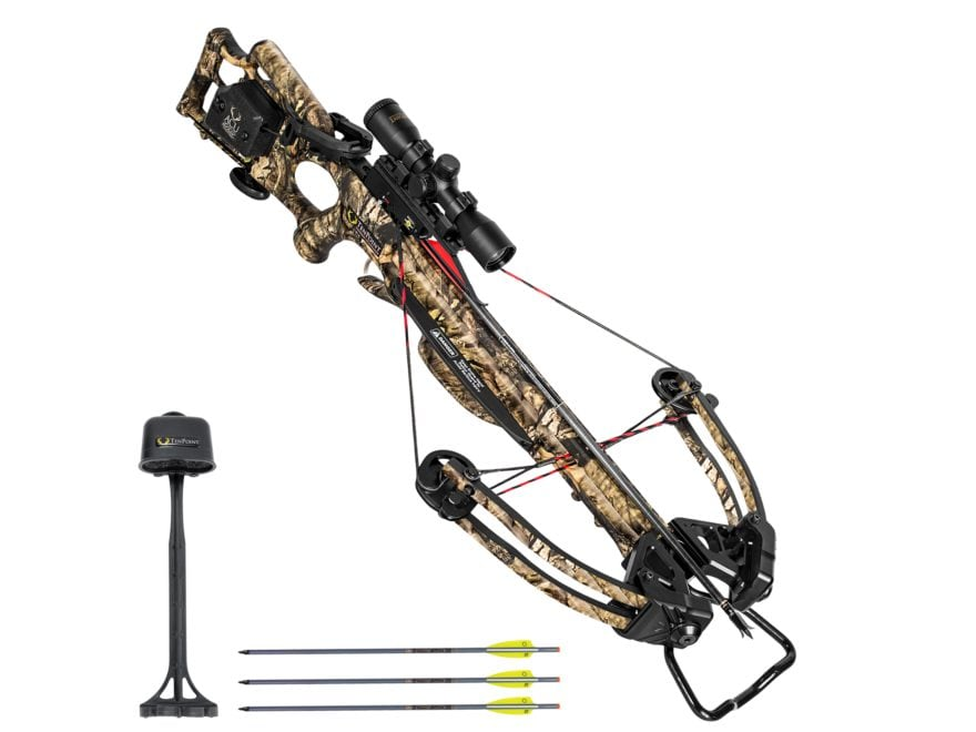 Tenpoint Renegade XLT ACUdraw Crossbow Package