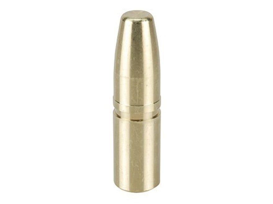 Nosler Solid Bullets 375 Caliber (375 Diameter) 300 Grain Flat Nose Lead-Free Box of 25
