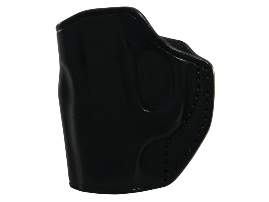 Opened Package Holsters Belt Holster Left Hand Ruger LCP Kel Tec P3AT  Leather Black