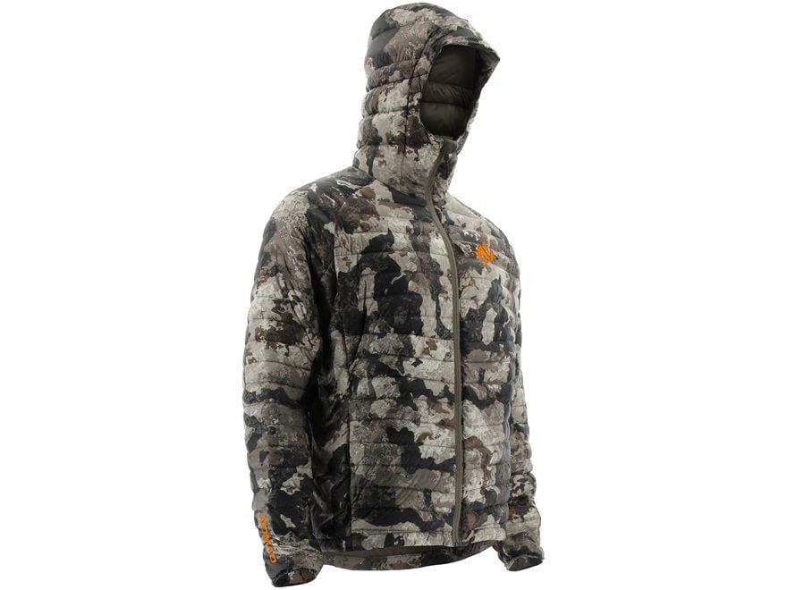 Nomad Men's Duo-Down Waterproof Hoodie Jacket